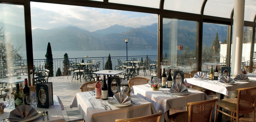 Hotel Capri, Malcesine, Lake Garda, Italy - Restaurant.jpg
